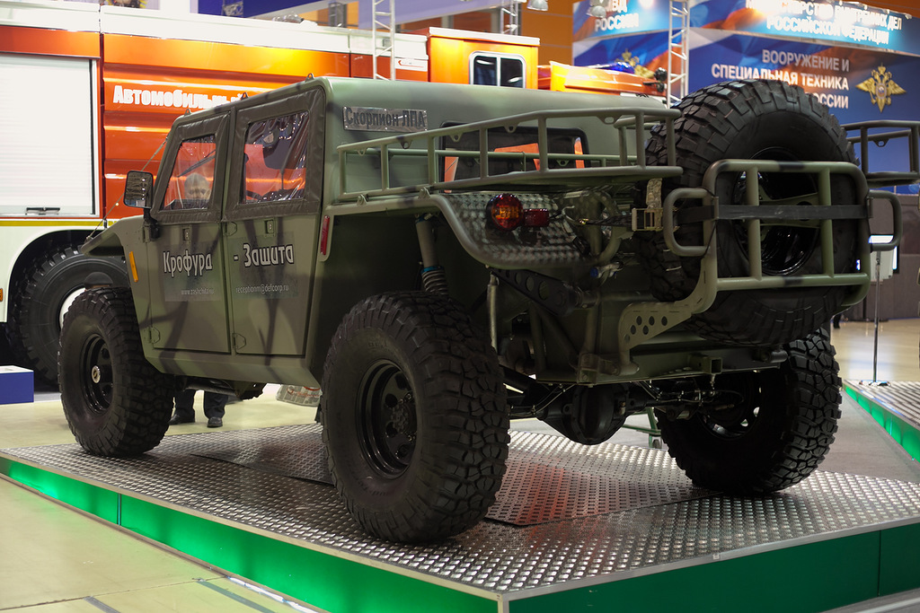 INTERPOLITEX 2011 Exhibition In Moscow | Armory Blog