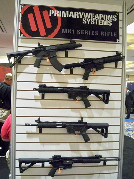 SHOT Show 2011 Pictures