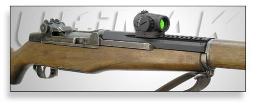 Micro Red Dot Sight Mount for M1A M14 Socom Mini-G [Archive