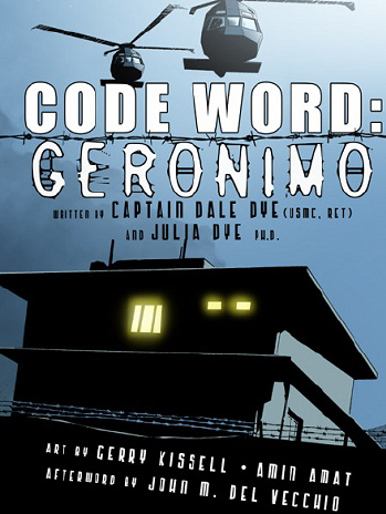 codename-geronimo-bin-laden-graphic-novel