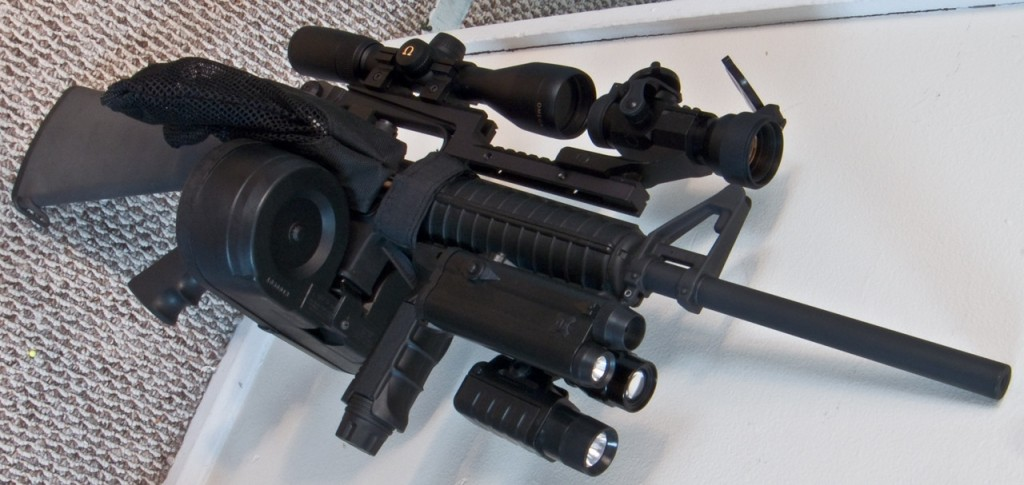 Lego eotech sight