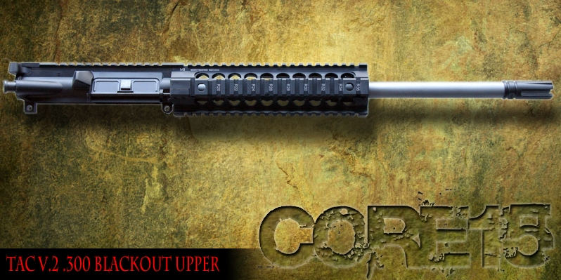 Core-15-TAC-V.2-300-Blackout-Upper