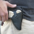 Gun Hip Flask...A Recipe For Disaster