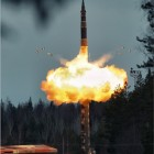 ICBM Testing in Russia