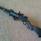 Tactical Lever Action Rifle