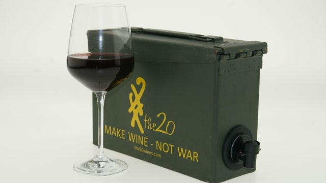 Ammo-Wine-Box