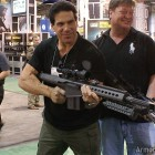 Lou Ferrigno With a Barrett