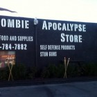 The Zombie Apocalypse Store in Las Vegas