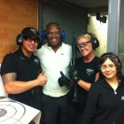 UFC Champ Anderson Silva at The Gun Store Las Vegas