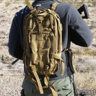 Review: Rothco Medium Molle Backpack From PXSupply