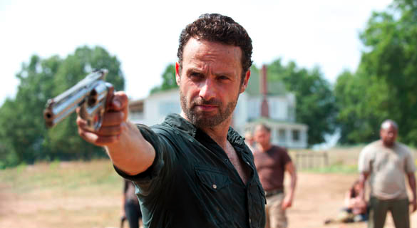 The Walking Dead Really Needs Firearms Consultants