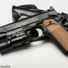 Chris Costa's Nighthawk 1911s
