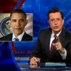 Stephen Colbert: Obama is still planning to not take away our guns