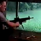 M-16 Kaboom Caught on Tape