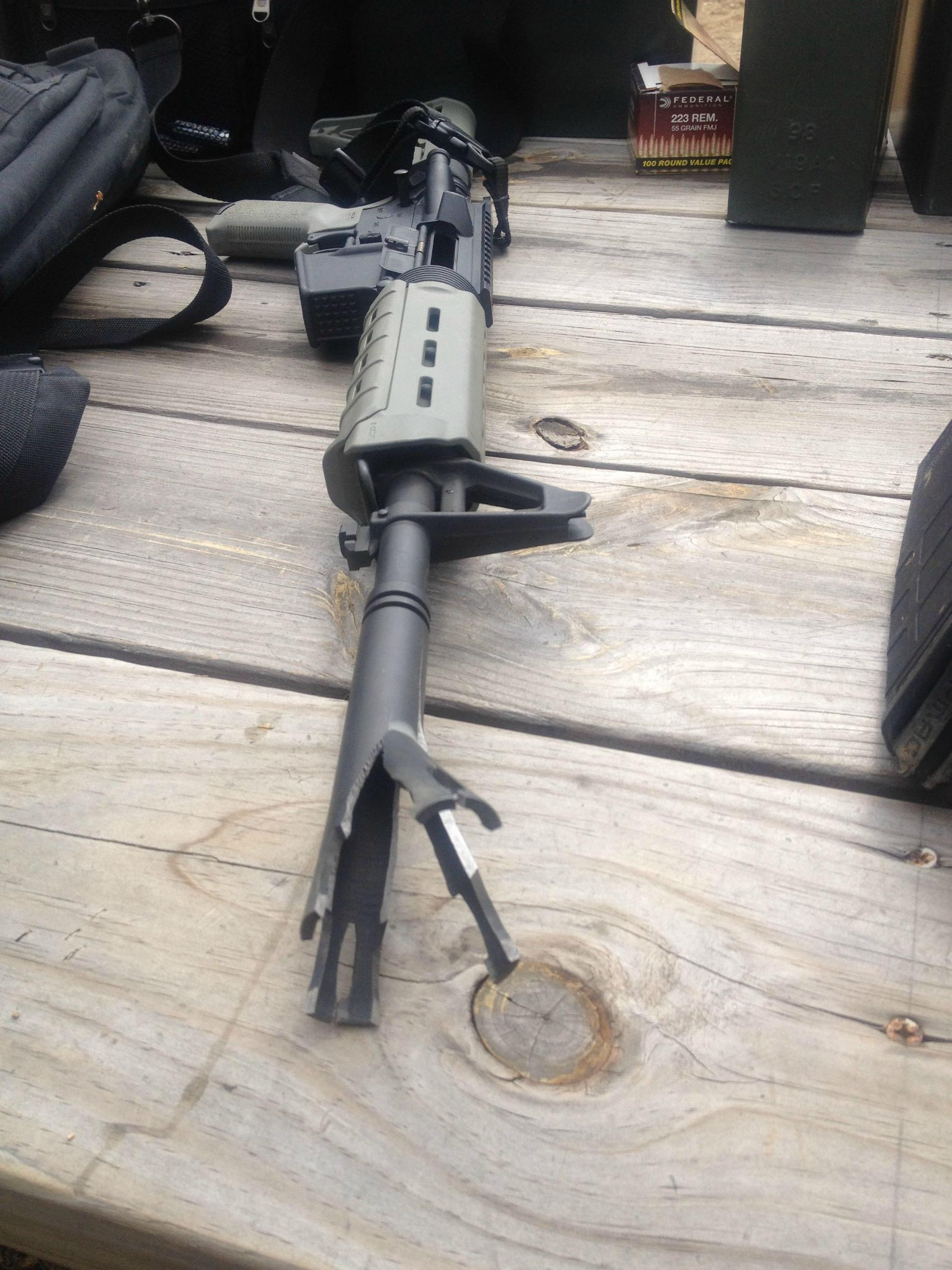 ar-15-barrel-split