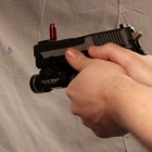 Improving Handgun Accuracy With The Wall Drill