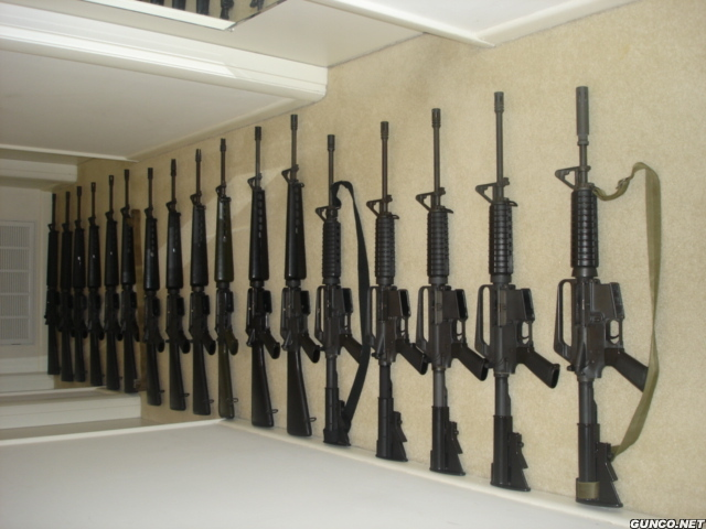 ar-15-collection