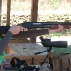 Girls Shooting Shotguns