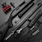 Awesome Disassembled Gun Pics