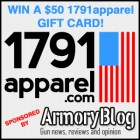 1791 Apparel $50 Gift Card Contest