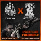 Chris Costa X Tactical Distributors