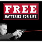 Free Batteries For Life From Crimson Trace