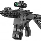 Gilboa Snake Double Barrel AR-15