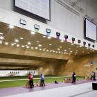 London 2012 Olympics Shooting Venue