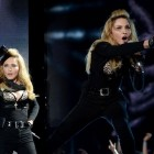 Madonna Packs Heat At Concert In Israel