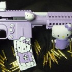 Hello Kitty Kel-Tec PLR16