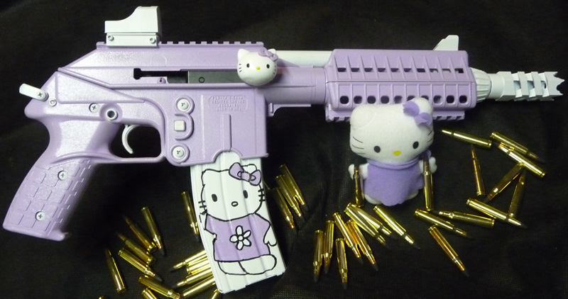 Hello-Kitty-Kel-Tec-PLR16