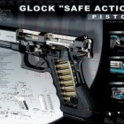 Glock Safe Action Pistols Poster