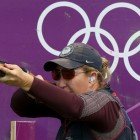 Kim Rhode Makes Olympic History