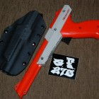 Nintendo Zapper Gun Kydex Holster