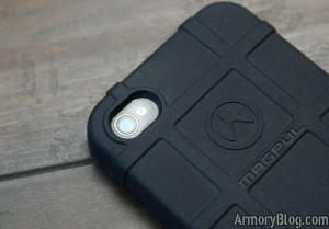 Magpul iPhone Case camera port