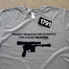 1791 Apparel Blaster Shirt