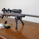 Armscor 22 TCM Bolt Action Rifle