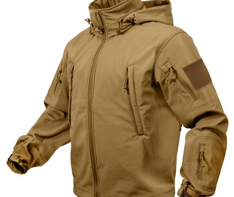 Rothco Special Ops Tactical Softshell Review