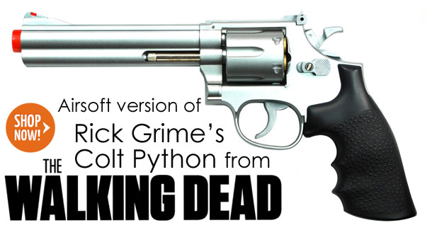The Guns of The Walking Dead | Armory Blog