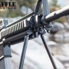 Saffle Industries Quad Rail and Integrated Bipod