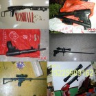 Chinese Nail Gun To Firearm Conversions