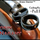 Mosin Nagant Safety Knob Pull Ring
