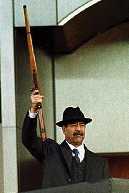 saddam-rifle