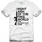 1791 Apparel FAL Right Arm of The Free World Shirt