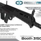 New Desert Tech MDR Bullpup Rifle