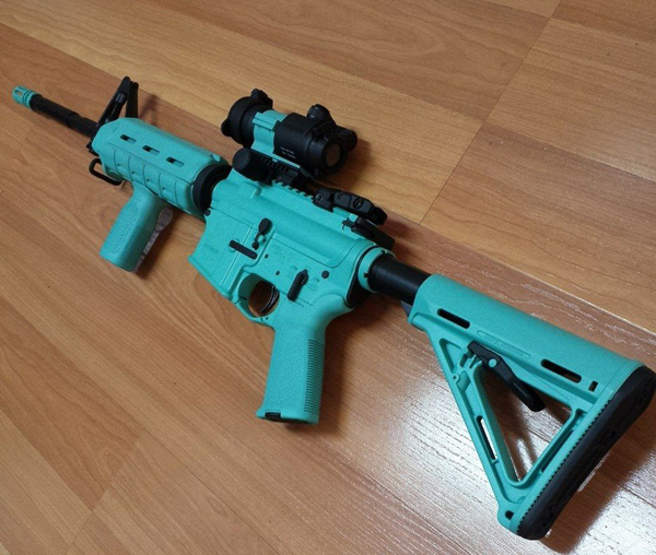 tiffany-co-ar-15