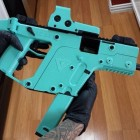 Tiffany and Co KRISS Vector and AR-15