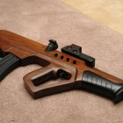 Wood Stock for the IWI Tavor