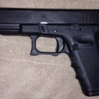 Glock 17 Cut Down to Use Glock 19 Mags