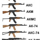 AK Rifle Flow Chart